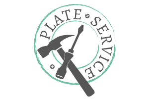 Dachservice Michael Plate